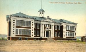 Elm Street School - Medicine Hat AB, Alberta, Canada - DB