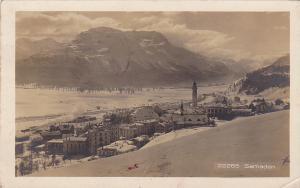 RP: SAMADEN , Switzerland , PU-1919