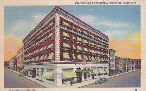 Francis Scott Key Hotel Frederick Maryland
