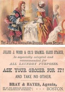 Approx Size Inches = 2.75 x 4.25 Soapine Kendall Home Soap Tradecard