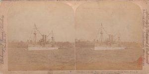 SV: Battleship MAINE , 1898