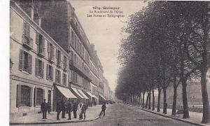Quimper , France , 00-10s ; Le Boulevard de l'Oder