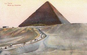 PYRAMID , Egypt , 00-10s