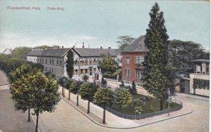 FRANKENTHAL, Rhineland-Palatinate, Germany, 1900-1910's; Foltz-Ring