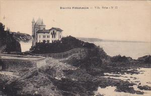 Villa Belsa, Biarritz (Pyrénées Atlantiques), France, 1900-1910s
