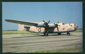 Consolidated B-24 Liberator WWII Bomber Airplane 375th Bomb Group North Africa