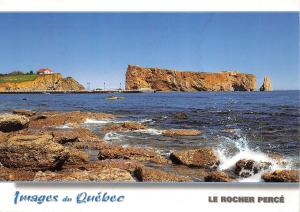 BF1596 quebec le rocher perce  Canada