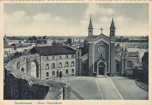 Castellamonte , Italy , 30-40s : Chiesa Parrocchiale