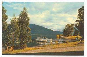 Lake Front, Te Anau, South Island, New Zealand, 1950-70s