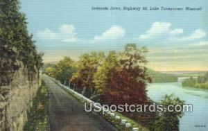 Lakeside Drive Lake Taneycomo MO Unused