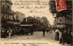CPA TOUT PARIS (11e) 230 bis Rue de la Roquette au Boulevard Voltaire (536562)