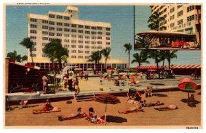Florida  Miami  BeachThe Kenilworth Hotel