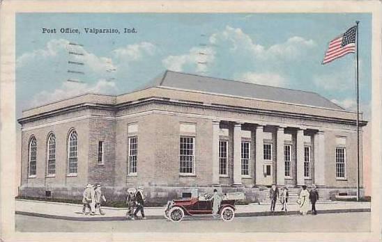 Indiana Valparaiso Post Office