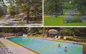 Georgia Louisville Allenwood Motel &  Restaurant