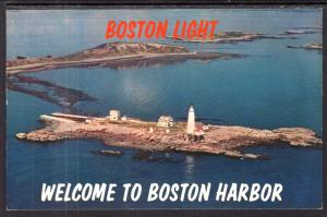 Boton Lighthouse,Boston,MA