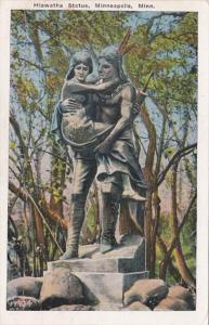 Minneapolis Minneapolis Hiawatha Statue