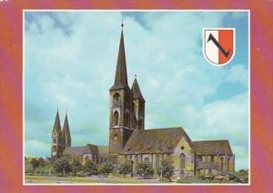Germany Halberstadt Martinikirche und Dom