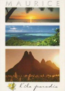 Mauritius Postcard - Maurice - L'ile Paradis RR8868