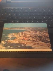 Vtg Postcard:La Jolla California