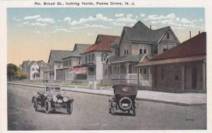 New Jersey Penns Grove North Broad Street Looking North