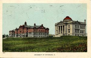 OH - Cincinnati. Observatory of University of Cincinnati