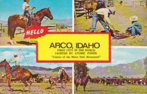 Idaho Arco Multi View Horse Ranch