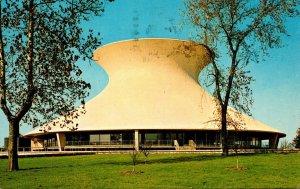 Missouri St Louis McDonnell Planetarium 1966