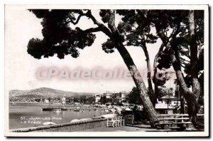Old Postcard Juan Les Pins Pinede