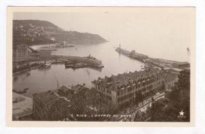 RP, L'Entree Du Port, Nice (Alpes Maritimes), France, 1920-40s