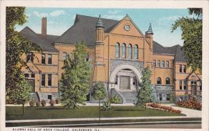 Illinois Galesburg Alumni Hall Of Knox College