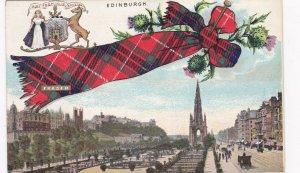 Scotland Edinburgh Princes Street sk3859