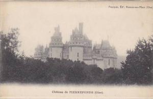 France Pierrefonds Le Chateau