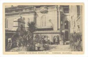Garden of the Bells, Mission Inn, Riverside, California, 1910s