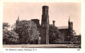 Smithsonian Institute - Washington, District of Columbia DC