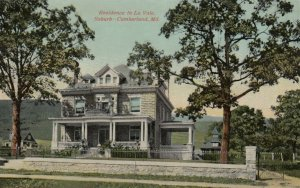 CUMBERLAND , Maryland , 00-10s; Residence in La Vale suburb