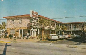 MYRTLE BEACH, South Carolina, 50-60s ; Blake Motel