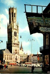 Belgium Brugge The Belfry