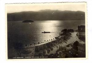 RP; Lago Maggiore - Verbania Pallanza - Prime Luci, ITALY , 30-40s