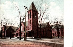 Maine Portland Williston Church Home Of The Christian Endeavor Society