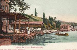 CONSTANOPLE , Turkey , 00-10s ; Yalikeui , Bosphore