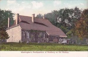 New York Washington's Headquarters At Newburg On The Hudson
