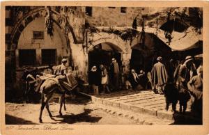 CPA Une rue, ISRAEL JERUSALEM (761348)