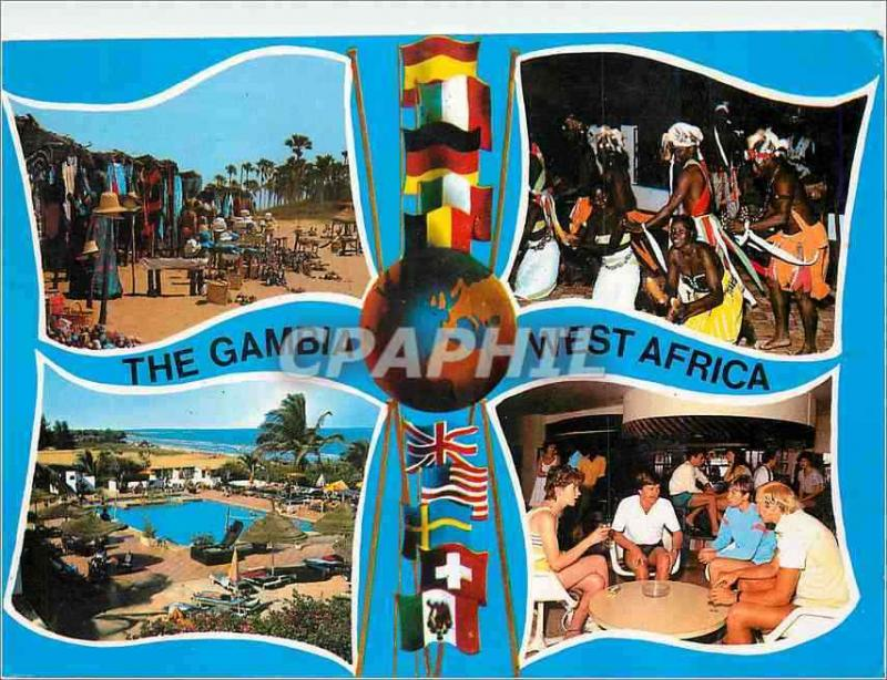 CPM The Gambia West Africa
