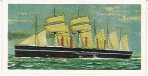 Trade Cards Brooke Bond Tea Transport Through The Ages No 24 The Great Eastern