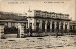 CPA ROUEN-Gare St-Sever (348508)