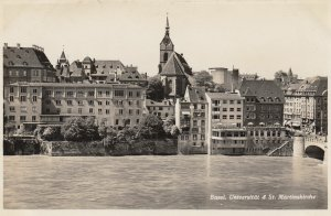 RP: BASEL , Switzerland , 30-40s ; Universidat
