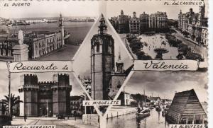 RP: Multi-View, Valencia, Spain, 1955 PU