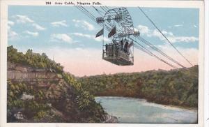 New York Niagara Falls Aero Cable