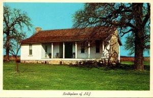 Texas Stonewall Birthplace Of President Lyndon B Johnson