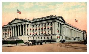 Washington D.C.   U.S.Treasury